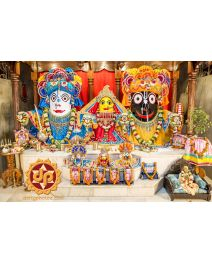 Jagannath colorful